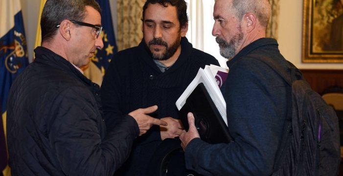 El cambio político en el Gobierno y La Laguna, o el otro partido que se juega en Madrid