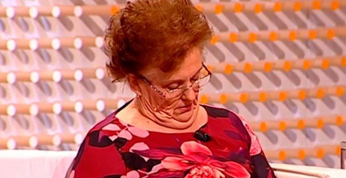 Una señora se duerme en directo en el programa de Juan y Medio y le gastan una broma