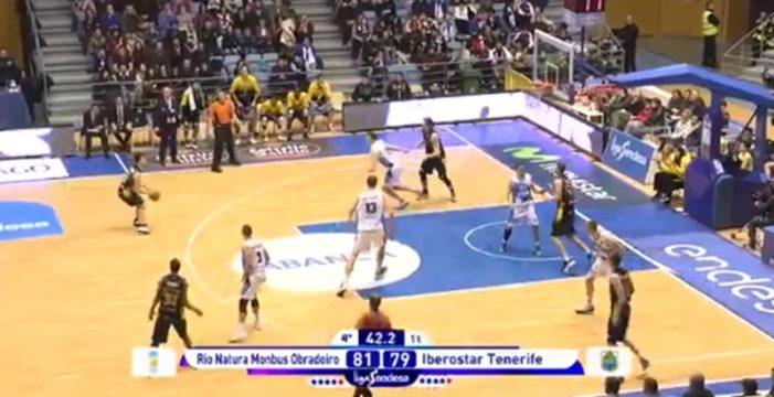 El Iberostar Tenerife se hace con un partido de infarto en el último minuto
