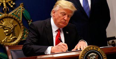 Trump quiere ampliar el arsenal nuclear de EEUU