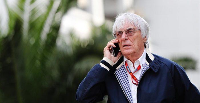 Ecclestone confirma su destitución como jefe de la Fórmula 1