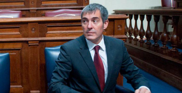 """Clavijo dice que es un """"día triste"""" para quienes creen """"en la España de las autonomías"""""""