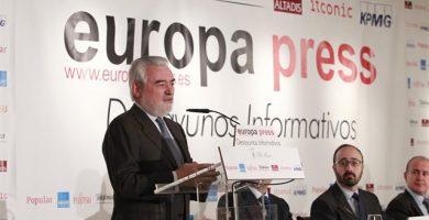 Darío Villanueva, director de la Real Academia Española (RAE) | EUROPA PRESS