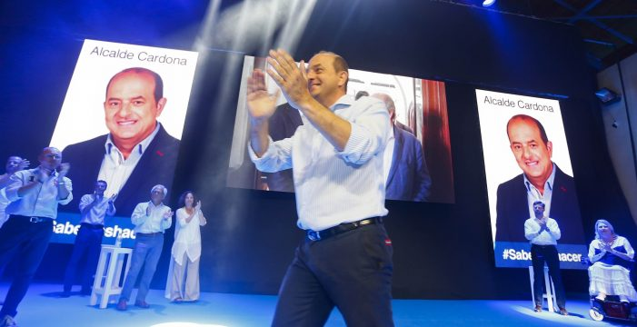 Cardona retira su candidatura a presidir el PP de Canarias