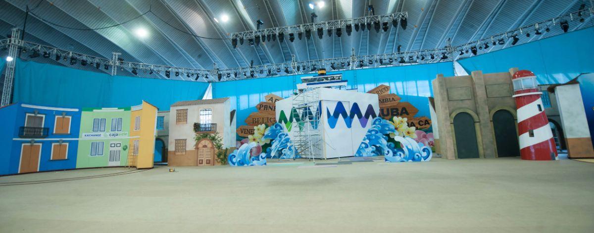 Resultado de imagen de escenario carnaval 2017 tenerife