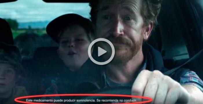 FACUA pide a Frenadol que retire su anuncio por 'incoherente'y peligroso