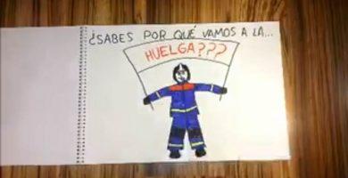 Huelga indefinida de los bomberos de Tenerife a partir del 30 de enero