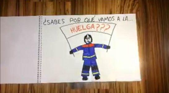 Los bomberos convocan una huelga indefinida a partir del próximo 30 de enero