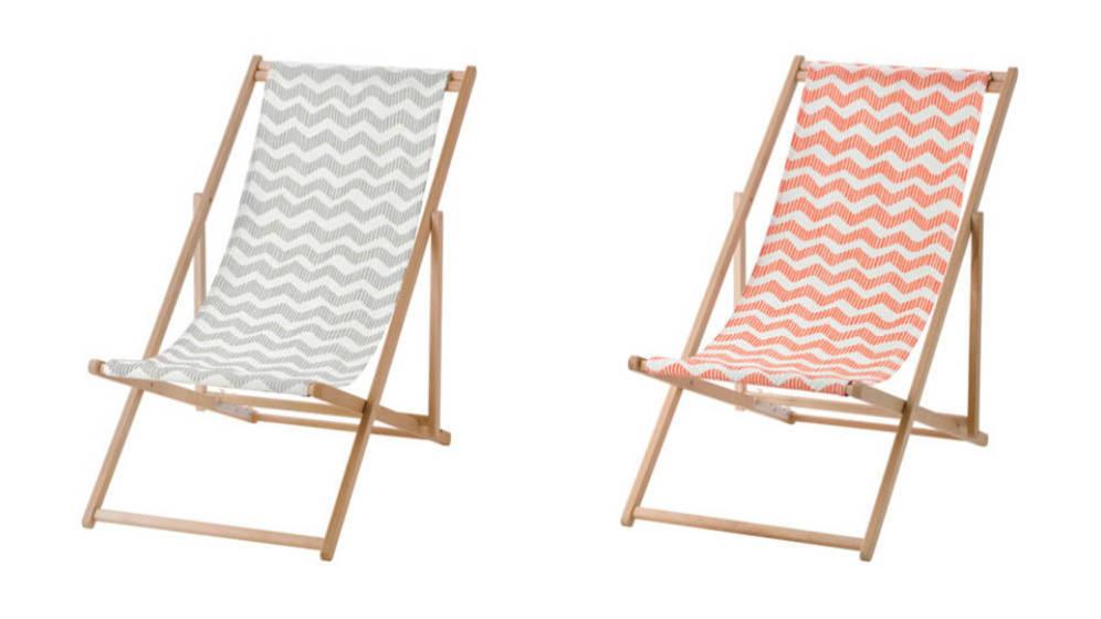 Tras cinco incidentes ikea retira del mercado una silla de - Silla para la playa ...