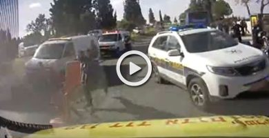 Al menos cuatro muertos y 15 heridos en un ataque terrorista en Jerusalén