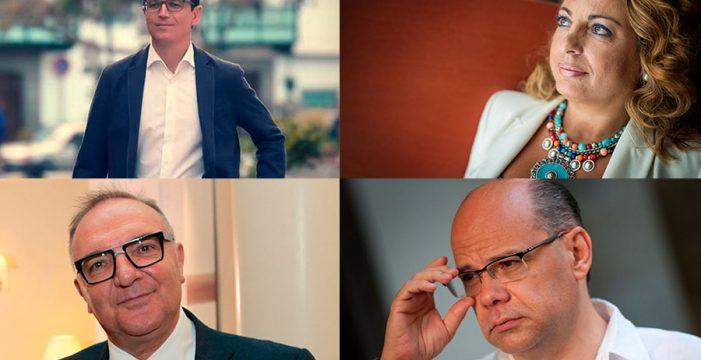 Tres nuevas caras y un ascenso para el Gobierno de Canarias