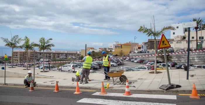 Comienzan las obras para la construcción de un 'parking' de 200 plazas en el casco