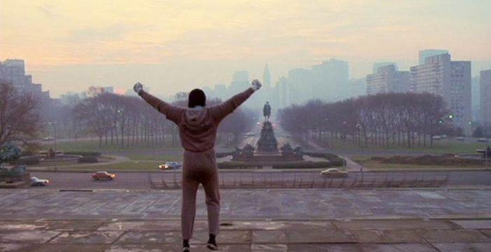 'Rocky': la leyenda cumple 40 años
