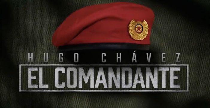 Chávez resucita en televisión con la serie 'El Comandante'