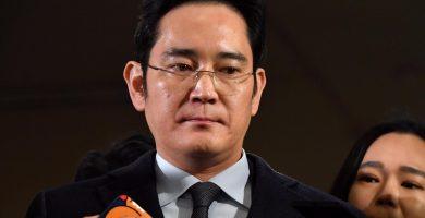 Detenido el heredero de Samsung por cargos de corrupción en Corea del Sur