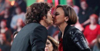 ¿El beso más inesperado de David Guapo en Tu Cara Me Suena?