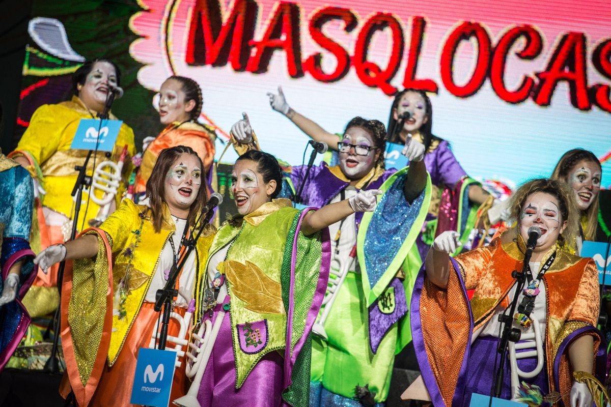 Resultado de imagen de masqlocas 2017