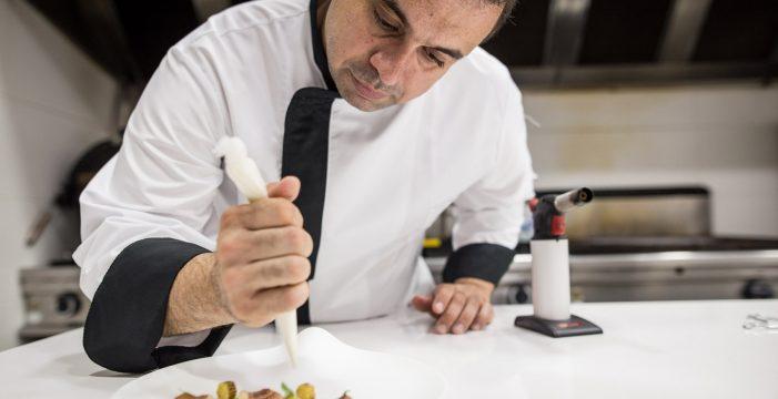 """Juan Carlos Padrón: """"Nuestra cocina es humildad y sabor"""""""