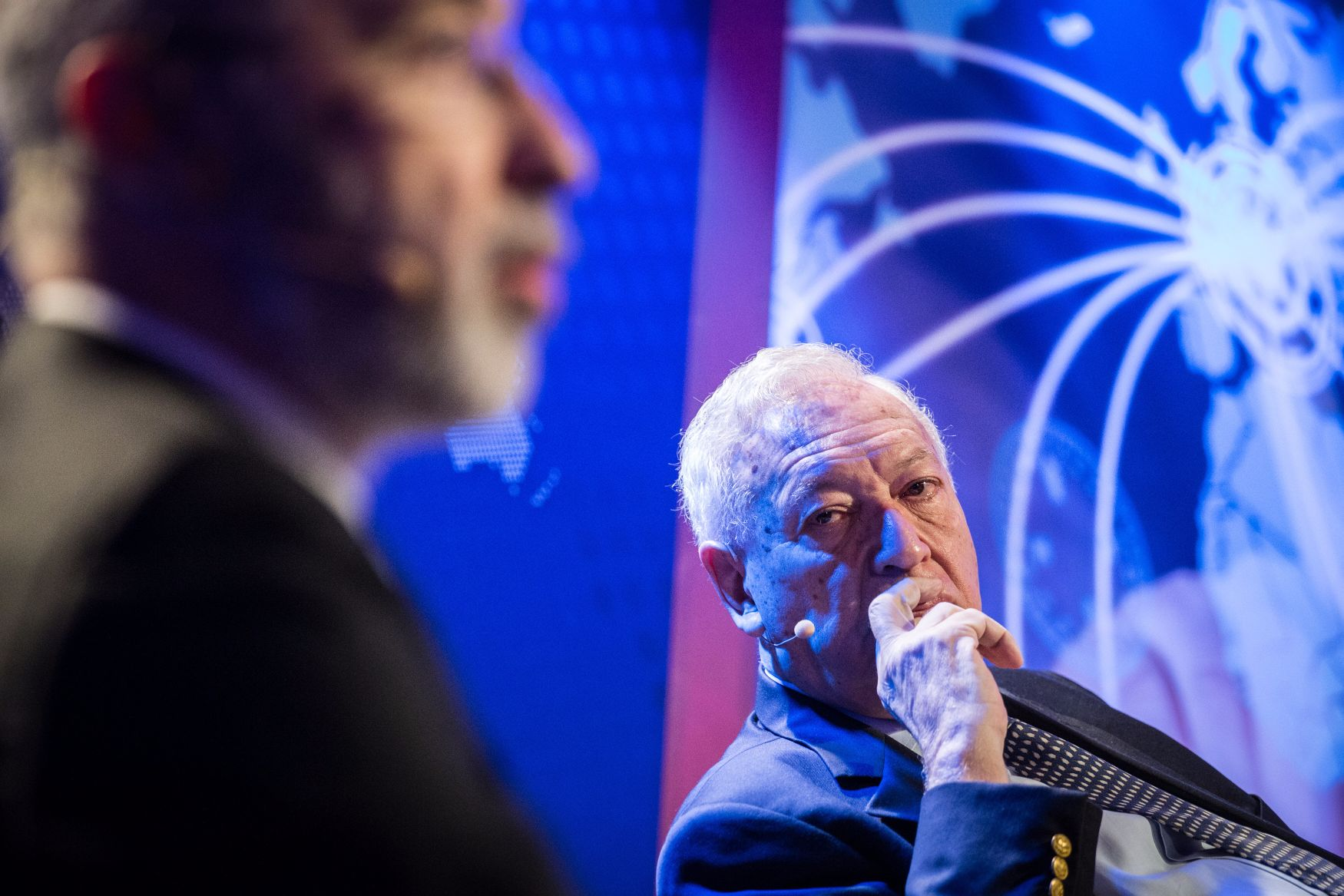 José Manuel García-Margallo durante el Foro Premium del Atlántico | Andrés Gutiérrez