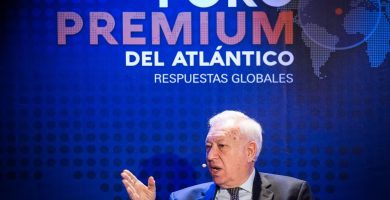 """García-Margallo: """"Aún no sabemos que tipo de salida tendrá Venezuela"""""""