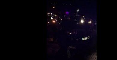 Accidente de tráfico en Fuerteventura | ALERTASCANARIAS