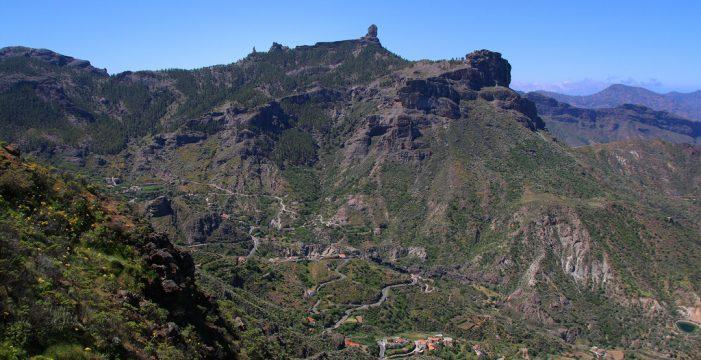 Herida una mujer al sufrir una caída cuando hacía escalada en Gran Canaria