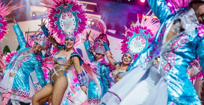 Cariocas reina en el Carnaval del Caribe