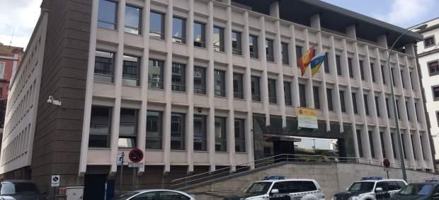 La Guardia Civil registra las oficinas del Catastro en Las Palmas