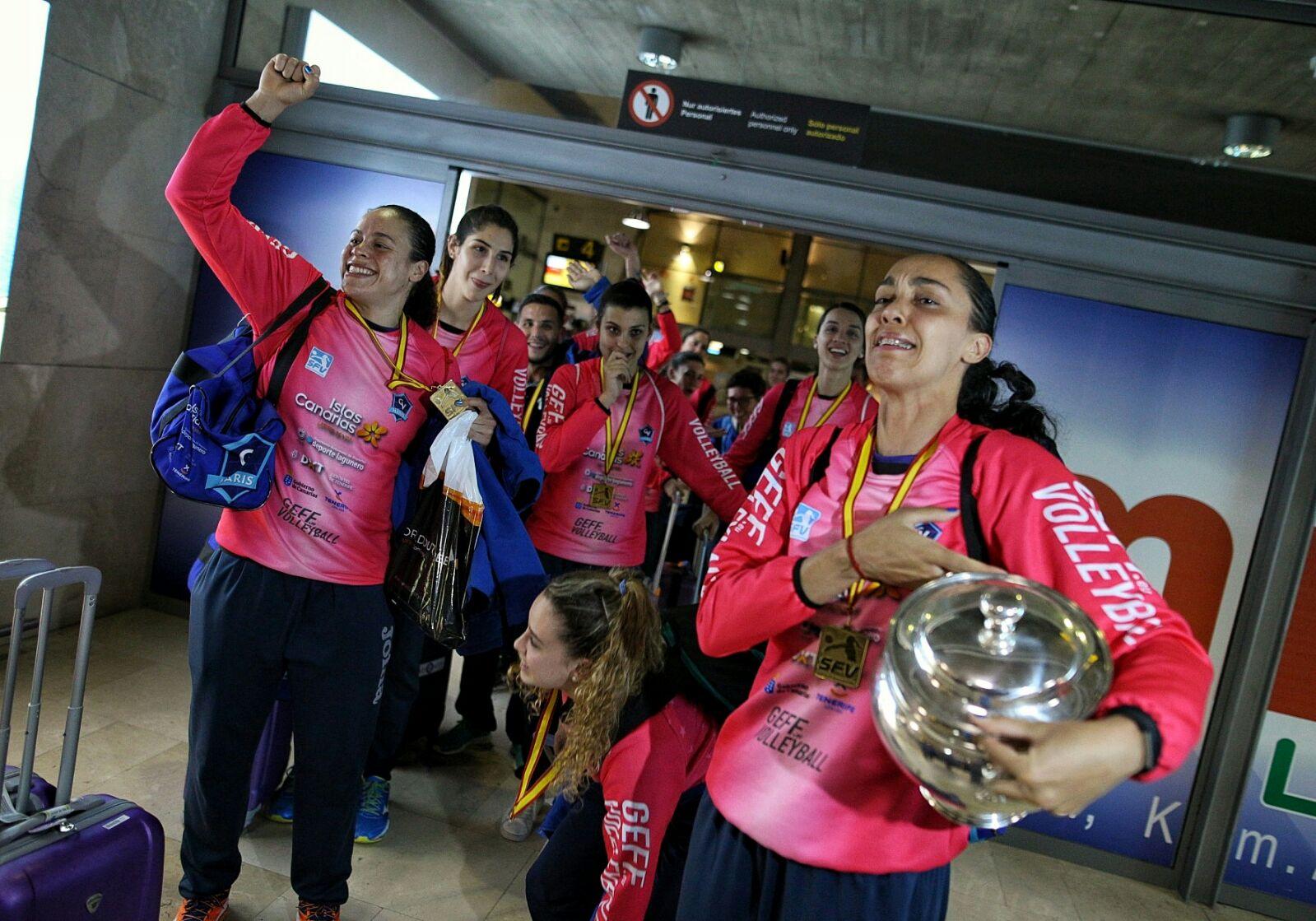 El Haris hace historia, campeón de la Copa de SM La Reina