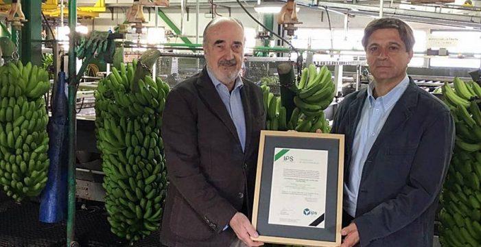 Cupalma obtiene el certificado del Instituto para la Producción Sostenible