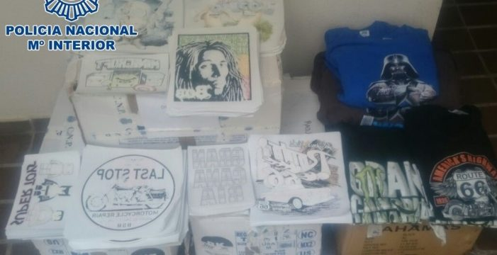 Detenidos tres hombres en Gran Canaria que ganaron 1,5 millones falsificando logos