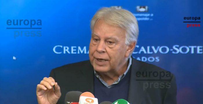 González y Aznar piden que la OEA tome medidas en Venezuela