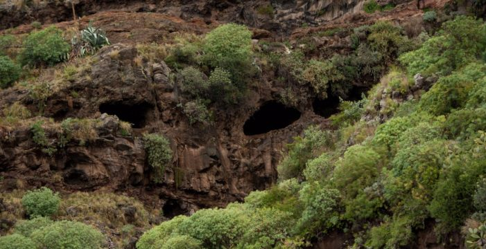 Grafcan confirma que la cueva de Bencomo está en suelo de La Orotava