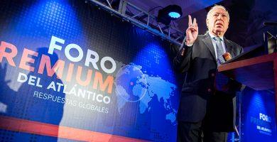 José Manuel García-Margallo en Foro Premium del Atlántico | Andrés Gutiérrez