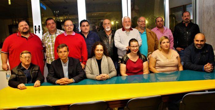 José Antonio Caballero toma posesión de la presidencia de la Federación de Gran Canaria