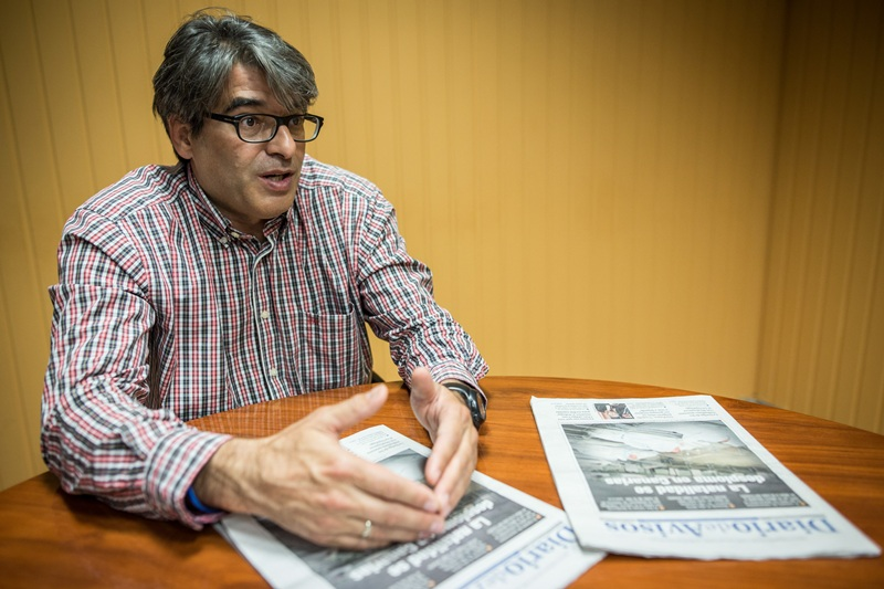 Juan Ramón Marcelino presidente de la Federación Canaria de Lucha Canaria