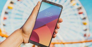 """El LG G6 anima el MWC y presume de ser """"todo pantalla"""""""