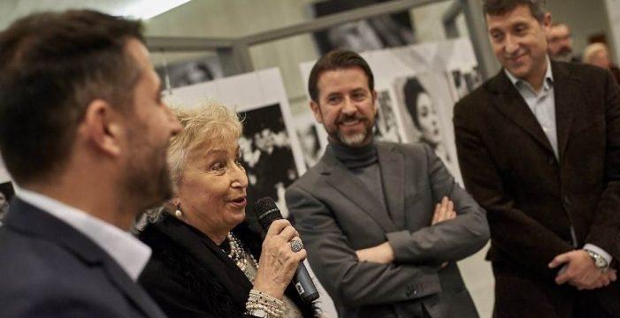 El Auditorio de Tenerife expone obras inéditas de Maria Callas