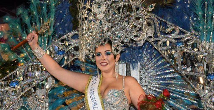 Raquel Galván Pestaille, nueva Reina del Carnaval portuense