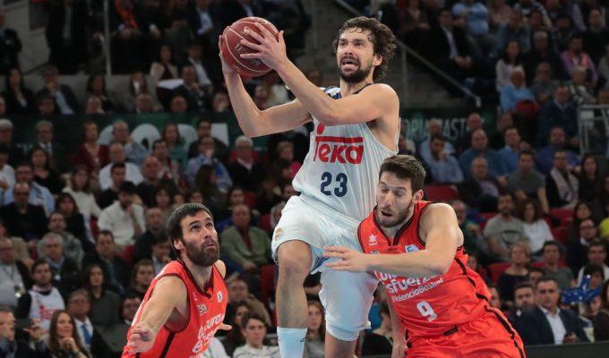 El Real Madrid conquista su cuarta Copa consecutiva tras imponerse al Valencia Basket