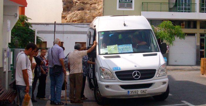 Candelaria exporta su transporte compartido a otros municipios españoles