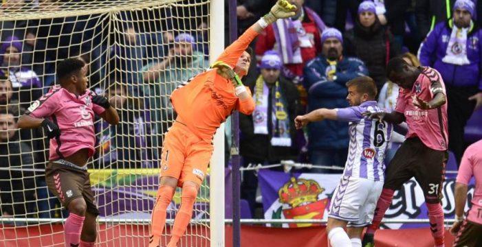 El Tenerife empata a cero en Valladolid y lleva más de 2 meses sin perder