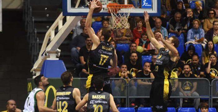 El Iberostar Tenerife logra ante el Joventut su sexto triunfo consecutivo