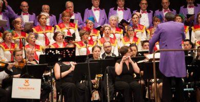La Agrupación de la Zarzuela  recorre sus 40 años en el Carnaval con su repertorio más aplaudido
