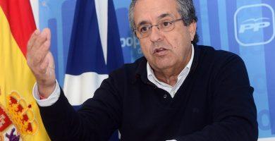 Antonio Alarcó.   Foto: Sergio Méndez