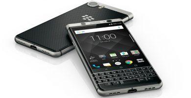 BlackBerry sigue apostando al teclado físico con su KEYone