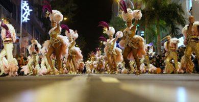 Así se vive la Cabalgata del mejor Carnaval del mundo