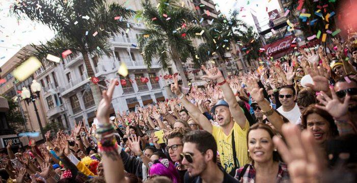 El cuadrilátero del Carnaval estará vigilado por cuatro cámaras