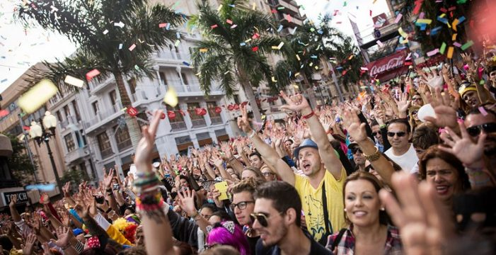 Abierto el plazo para solicitar barras de bar para el Carnaval de Santa Cruz