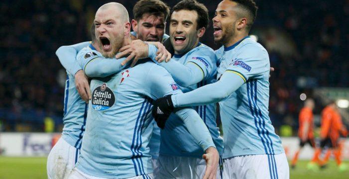 El Celta se enfrentará al Krasnodar ruso en octavos